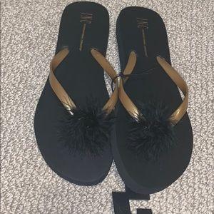 INC flip flops